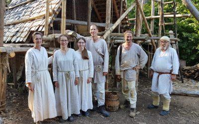 Campus Galli – 10 Tage im Mittelalter